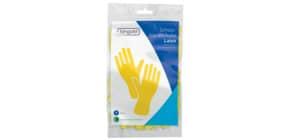 Gummihandschuhe per Paar gelb BINGOLD 03052 504312F 25928 Produktbild