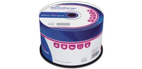 CD-R 50er Spindel MEDIA RANGE MR207 700Mb 80min Produktbild