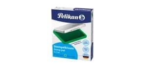 Stempelkissen Gr.3 grün PELIKAN 331199 5x7cm Metall Produktbild