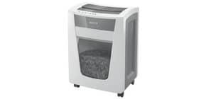 Aktenvernichter IQ P6 grau/weiß LEITZ 8010-00-00 Home Office Produktbild