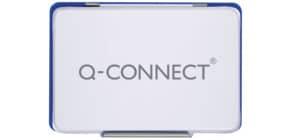 Stempelkissen 9x5,5cm blau Q-CONNECT KF16313 Produktbild