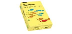 Kopierpapier A4 160g gelb RAINBOW 88042351 250 Blatt Produktbild