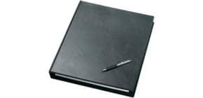 Ringmappe A3hoch schwarz Produktbild