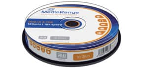 DVD+R 10er Spindel MEDIA RANGE MR453 4,7Gb120mi Produktbild