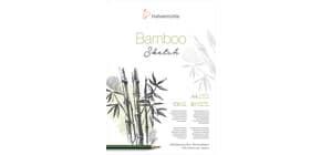 Skizzenblock Bamboo 105 g/m² weiß HAHNEMÜHLE 10628561 A4 30 Blatt Produktbild
