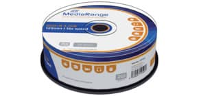 DVD+R 25er Spindel MEDIA RANGE MR404 4,7Gb120mi Produktbild