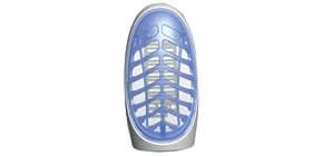 Insektenfalle 15m²/1W weiß/bl. NABO IK-1010 5001148 Produktbild