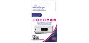 USB Stick 3.0 super speed 128 GB MEDIARANGE MR918 Produktbild
