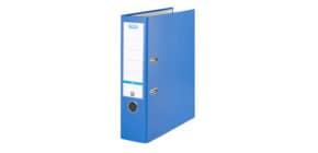 Ordner A4 8cm smart Pro blau ELBA 100202148 10456BL Produktbild