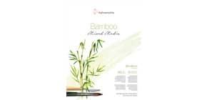 Skizzenbuch Bamboo 265 g/m²  naturweiß HAHNEMÜHLE 10628542 36,0x48,0cm 25 Blatt Produktbild