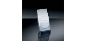 Prospektständer A5 3Fäch trans SIGEL LH132 Tisch Acry Produktbild