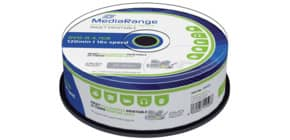 DVD-R 25er Spindel printable MEDIA RANGE MR407 4,7Gb120mi Produktbild