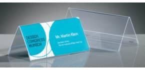 Tischaufsteller zu10St glaskla SIGEL TA138 Produktbild
