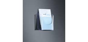 Prospektständer A5 hoch transp SIGEL LH116 Wand Acryl Produktbild