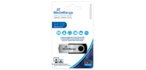 USB Stick 2.0 64GB high speed MEDIARANGE MR912 Produktbild