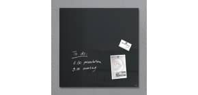 Magnettafel Glas schwarz SIGEL GL110 480x480x15mm Produktbild