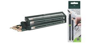 Bleistift  9000HB 12ST+1StylusPen gratis FABER CASTELL 219081 Produktbild