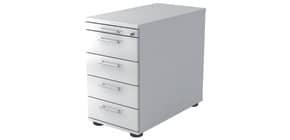 Standcontainer Solid weiß HAMMERBACHE MONTAGE VSC50/W/W/RE Produktbild