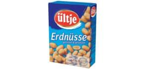 Erdnüsse 50g ÜLTJE 601013 gesalzen Produktbild