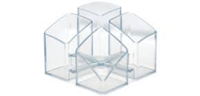 Köcher Scala glasklar HAN 17450-23 4tlg. Produktbild