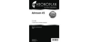 Adressersatzblätter A5 CHRONOPLAN 50308 25BL Produktbild