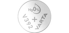 Knopfzellen-Batterie V392  1ST VARTA 00392 101 111 Produktbild