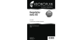 Gesprächsnotiz A5 40 Blatt CHRONOPLAN 50312 Produktbild