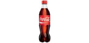 Erfrischungsgetränk 0,5lit PET COCA COLA 455774 zuckerh. Produktbild