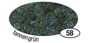 Dekowolle Sisal 50g dunkelgrün Produktbild