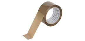 Verpackungsband 50mm x 66m braun Q-CONNECT KF04381 Pg mit 6 Rollen Produktbild