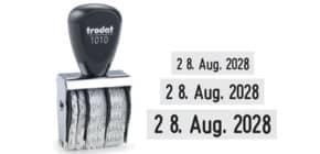 Datumstempel 4mm TRODAT 1010 Produktbild