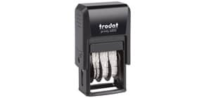Stempel Printy 4850 GEBUCHT TRODAT 4850 L7 GEBUCHT Fixtext Produktbild