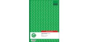 Lieferscheinbuch A4/2x40BL SD SIGEL SD015 Produktbild