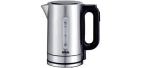 Wasserkocher Digital ed./sw. SILVA HOMELINE KL-T 2200 1,7 l Produktbild