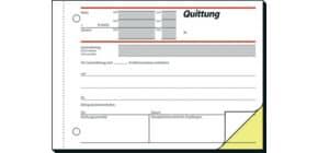 Quittung A6/2x40BL SIGEL SD021 2 fach SD Produktbild