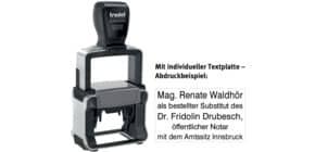 Selbstfärbestempel 5200 mit Gutschein TRODAT 5200 Produktbild