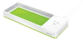 Federschale WOW weiß/grün metallic LEITZ 5365-10-54 Duo Colour Produktbild