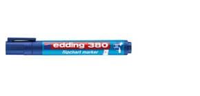 Flipchartmarker  blau EDDING 380-003 Produktbild