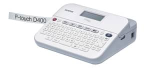 Beschriftungsgerät PT-D400VP BROTHER PTD400VPZG1 Produktbild