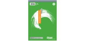 Kassabuch A5h 100BL URSUS Kbr511 094024 Produktbild