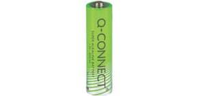 Batterie AA/LR6 4ST grün Q-CONNECT KF00489 Mignon Produktbild