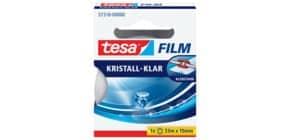 Klebefilm Kristall 15mmx33m TESAFILM 57316 ohne Abroller Produktbild