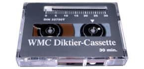 Neutrale Steno-Cassette Neutrale Kassette 1x30min Produktbild