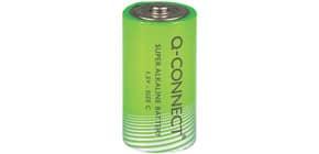 Batterie C/LR14 2ST grün Q-CONNECT KF00490 Baby Produktbild