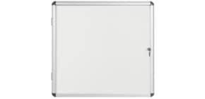 Schaukasten 72x67,4cm silber BI-OFFICE RVT620109150 Produktbild
