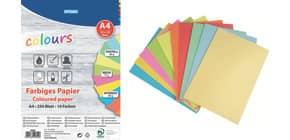 Kopierpapier A4 75/80g sort. TOPPOINT 40825 250BL Produktbild