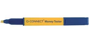 Geldprüfstift Money Checker Q-CONNECT KF14620 Produktbild