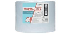 Wischtuch Rolle L20 blau WYPALL 7200 Großrolle Produktbild