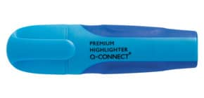 Textmarker 2-5mm blau Q-CONNECT KF16038 Produktbild