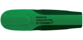 Textmarker 2-5mm dunkelgrün Q-CONNECT KF16101 Produktbild